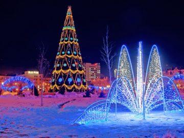 Фестиваль «Путешествие в Рождество» в ТиНАО