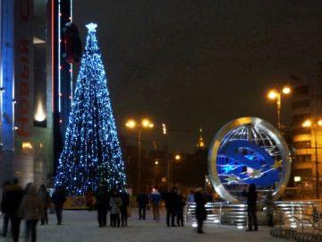 Новый год в Новой Москве