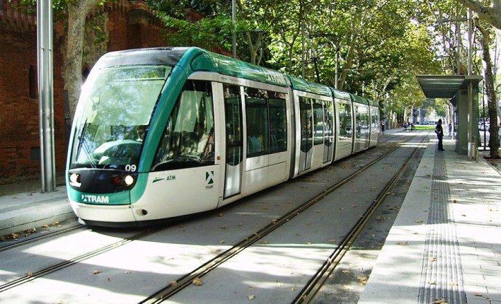 Трамвай в Новой Москве