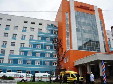 Больница с перинатальным центром появится в ТиНАО