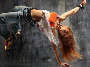 Танец в Новой Москве