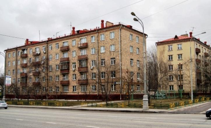 Пятиэтажка Новой Москвы
