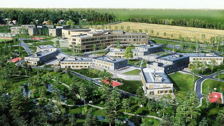 Школа «Летово» в Новой Москве