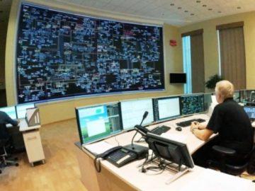 Крупный офисный комплекс для диспетчерского центра энергетической компании  в Новой Москве