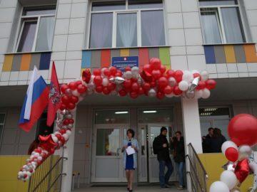 Детский сад построенный в Новой Москве передали столице