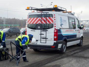 Дорогу в деревне Ботаково в Новой Москве проверят с помощью георадара