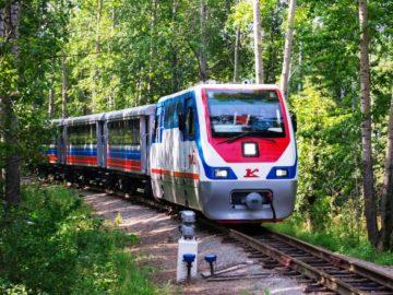 Детская железная дорога и парк развлечений появятся в Новой Москве