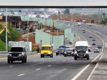 Калужское шоссе после реконструкции станет самой современной столичной магистралью города