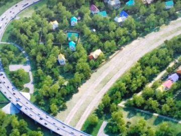 Строительство путепровода в Кокошкино завершено более чем на 80%