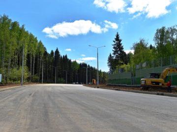 Движение по дороге от Боровского шоссе до дер. Ботаково в ТиНАО могут запустить 20-25 июля