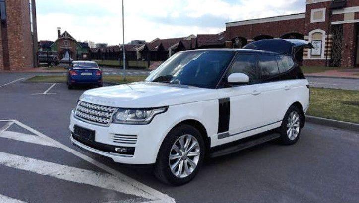 Безработного задержали в ТиНАО при попытке похитить Лэнд Ровер Land Rover