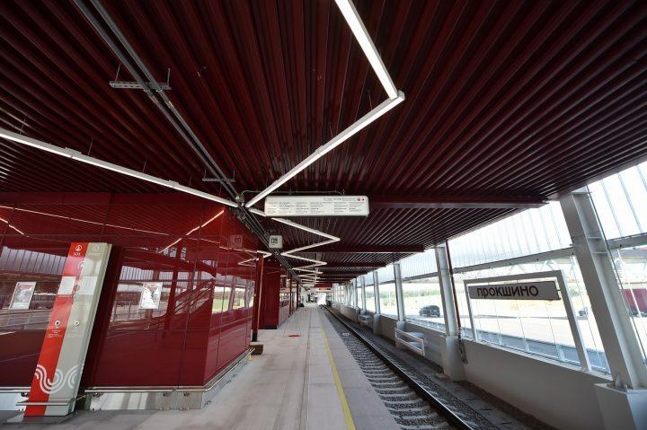 Собянин открыл четыре новые станции на Сокольнической линии метро