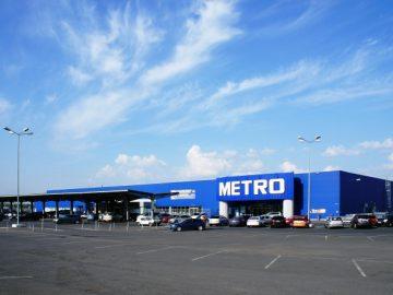 На Боровском ш. открывается торговый центр «МЕТРО Кэш энд Керри»