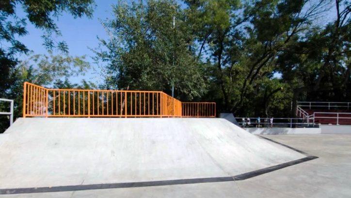 Скейтпарк площадью 450 кв. м откроется в Коммунарке в конце лета