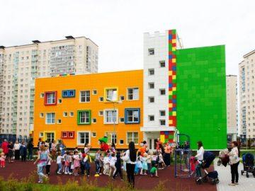 В ЖК «Внуково» от группы компаний «Самолет» открылся детский сад