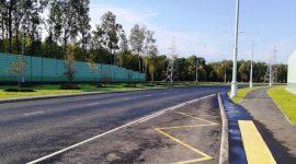 Запущен первый участок дороги которая свяжет Троицк и Щербинку