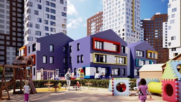 В ЖК построят муниципальный детский сад