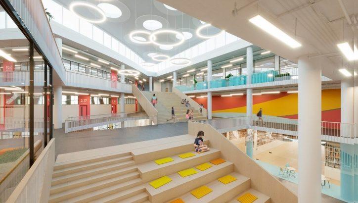 Образовательный центр построят в ЖК «Испанские кварталы»