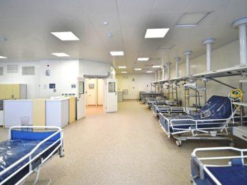 12 медицинских учреждений построят в ТиНАО до 2022 г Больница, поликлиника