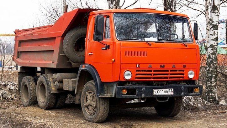 КамАЗ за 5,1 млн руб. похитили в Щербинке