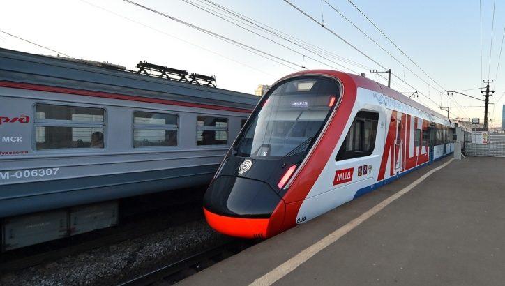 В столице запущена новая сеть маршрутов городского железнодорожного транспорта
