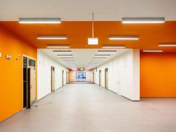 Завершено строительство общеобразовательной школы на 1,1 тыс. мест в пос. Коммунарка