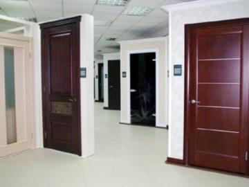 Межкомнатные двери из шпона: преимущества и недостатки