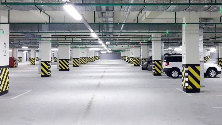 В ЖК «Румянцево-Парк» объявлены скидки на машиноместа в подземном паркинге