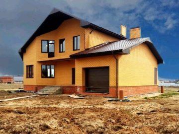 В Новой Москве ввели около 500 тыс. кв. метров домов ИЖС за два года. Дача, дом