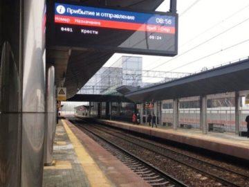 Открыты две станции на Киевском ж/д направлении