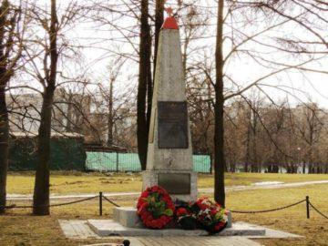 Мемориал в Щербинке отреставрируют ко Дню Победы
