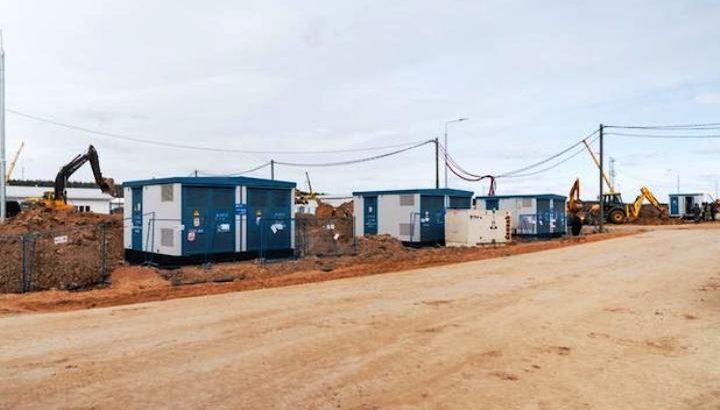 Энергетики досрочно завершили устройство электросетей для новой инфекционной больницы в ТиНАО