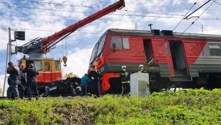 Транспортная прокуратура проведет проверку по факту ДТП в ТиНАО