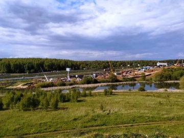 Началось строительство участка метро в аэропорт Внуково