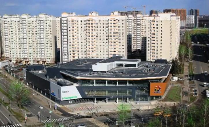 В ТиНАО введен в эксплуатацию торговый центр «Столица»