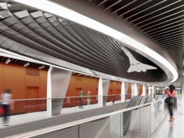 Станцию метро «Пыхтино» выполнят в авиационной тематике