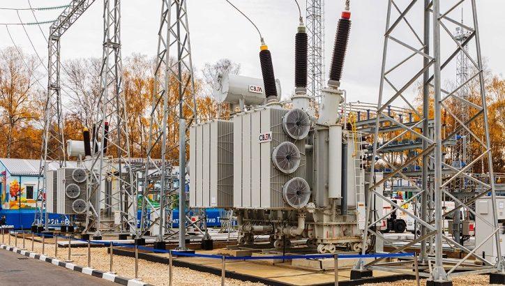 Стартовал второй этап строительства крупнейшей подстанции Новой Москвы. Электричество