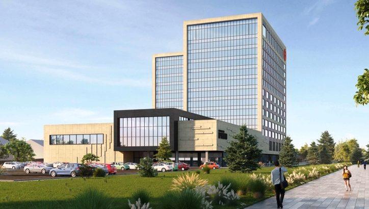 Офисно-деловой центр у станции метро «Прокшино» создаст 2840 рабочих мест