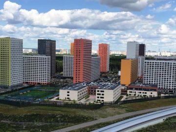 В ЖК «Саларьево Парк» построены и введены в эксплуатацию два детсада и школа