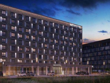 У станции метро «Румянцево» построят четырехзвездочную гостиницу
