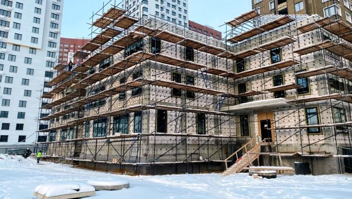 ДОУ в ЖК «Румянцево-Парк» откроют в III кв. 2021 г.