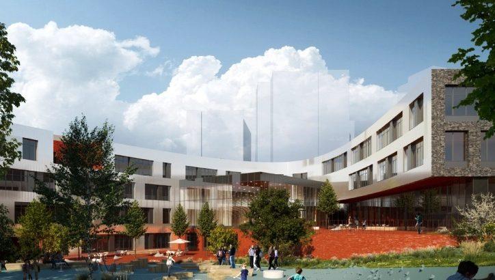 «А101» построит в ТиНАО разноуровневый образовательный комплекс