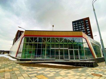 ГК «А101» ввела в эксплуатацию здание супермаркета BILLA