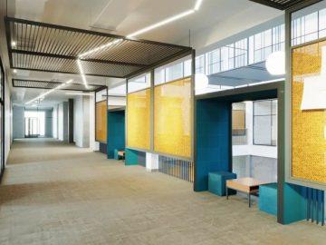 ГК «А101» приступила к строительству образовательного центра «Холст»