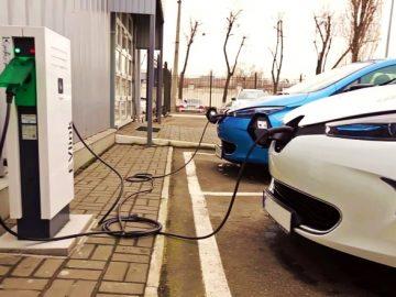 ГК «А101» оснастит ЖК «быстрыми зарядками» для электромобилей