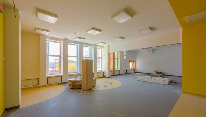 Детский сад планируется построить в ТиНАО