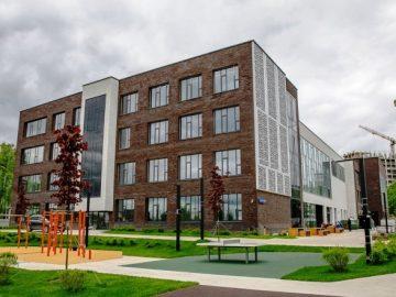 Образовательный комплекс «Формула» в Коммунарке получил ЗОС