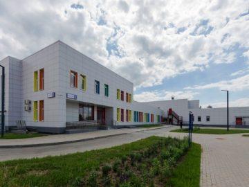 В ЖК «Остафьево» появился первый детский сад