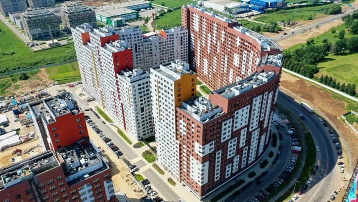 В первом корпусе ЖК «Румянцево-Парк» завершается выдача ключей