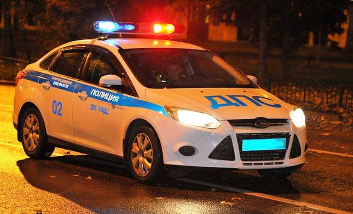Три человека пострадали при столкновении двух автомобилей в ТиНАО, ДПС, ГИБДД, авария, полиция